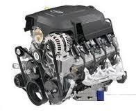 Chevy 5.3 Liter 5300 Vortec Engine