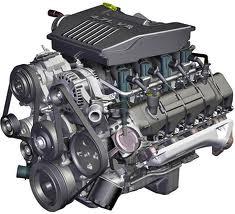 Dodge V8 4.7L High Output Engines