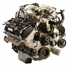 2005 Ford F150 Engine