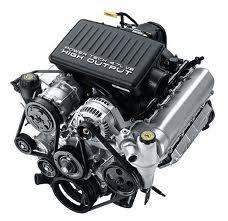 Jeep PowerTech 4.7L Engines