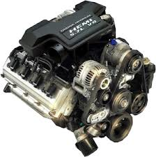 2011 Dodge Hemi Engine