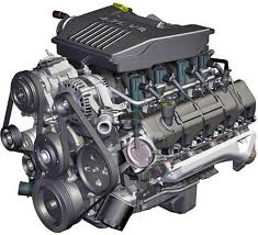 Jeep Commander Engine